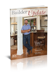 Luebbe Builder Update Magazine 2014